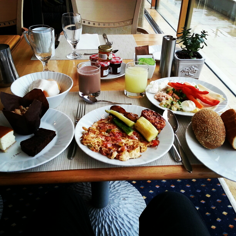 Hilton Breakfast Buffet